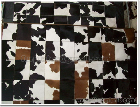 Calfskin Cowskin Rugs Carpets