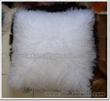 Mongolian Lamb Pillowcase